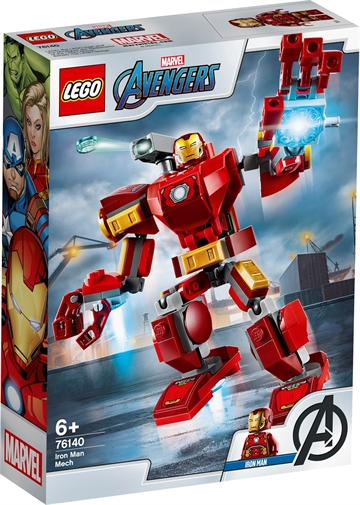 LEGO Super Heroes 76140 Iron Mans robot
