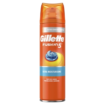 Gillette Fusion 5 Shaving Gel - Extra Moisturising 200 ml