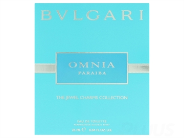 Bvlgari Omnia Paraiba Eau de toilette Spray 25ml