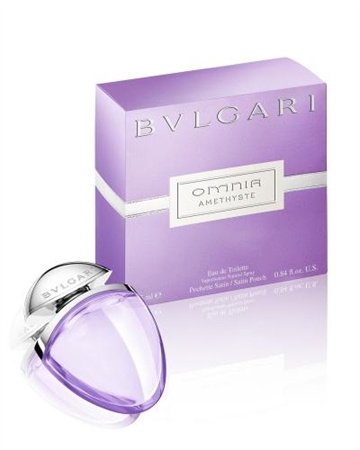 Bvlgari Omnia Amethyste Edt Spray 25ml