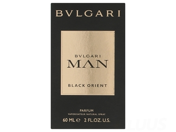 Bvlgari Man Black Orient Eau de perfumes Spray 60ml