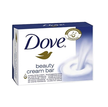 Dove Soap Cream Bar 100g Wash Item