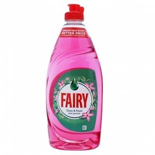 Fairy Wash Up Pink Jasmine 520ml