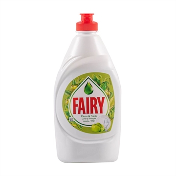 Fairy Dishwasher Liquid 400ml Apple