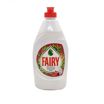 Fairy Dishwasher Liquid 400ml Pomegranate