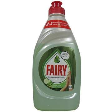 Fairy Dishwasher 340ml Aloe Vera & Cucumber