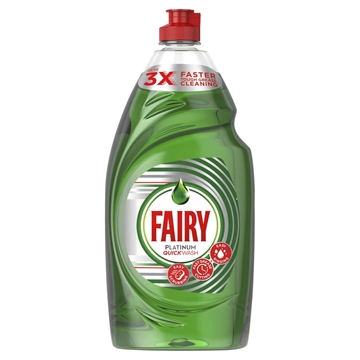 Fairy Liquid Platinum Quick Wash 900ml