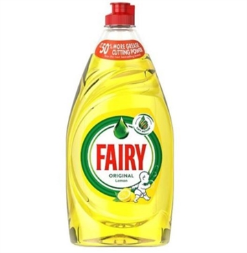 Fairy Dishwasher Liquid 650ml Lemon