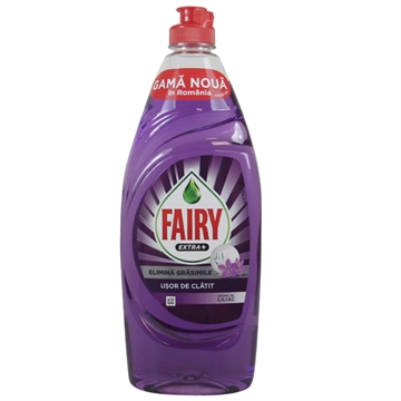 Fairy Dishwasher Liquid 650ml Lila
