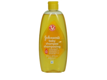 J&J Baby Shampoo - Gold 300 ml