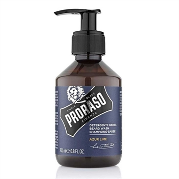 Proraso Proraso Azur Lime Beard Wash Shampoo 200Ml