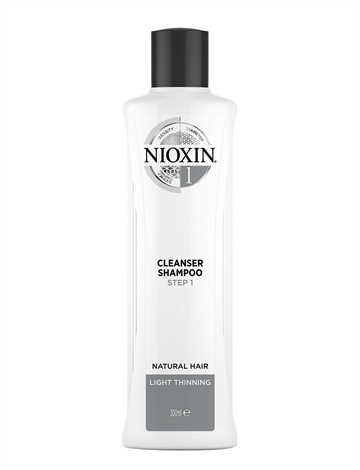 Nioxin THINNING System 1 CLEANSER SHAMPOO 300ML