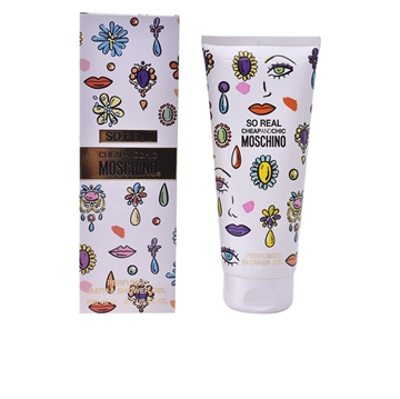 Moschino SO REAL CHEAP & CHIC shower gel 200 ml