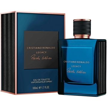 Cristiano Ronaldo Legacy Private Edition Eau de Parfum Spray 100ml