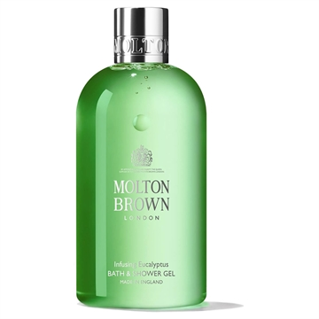 M. Brown Infusing Eucalyptus Bath & Shower Gel 300ml
