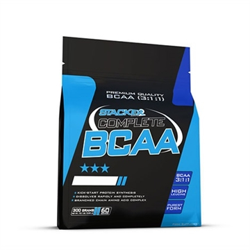 Stacker2 Complete BCAA - 300g - Fruit Punch