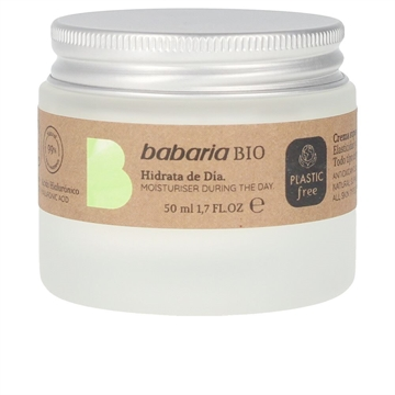Babaria Bio Moisturising Day Cream 50ml Plastic Free Antioxidant 50ml