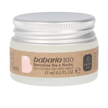 Babaria Bio Rejuvenating Night Cream 50ml Detox 15ml