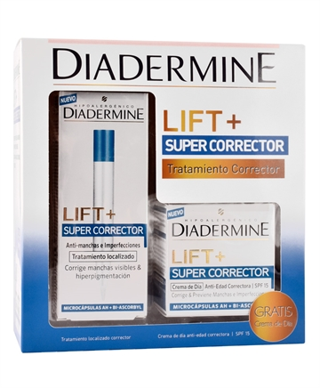 Diadermine Diadermine Day Cream 50ml Super Corrector Corrector Pen 3.4ml for Spots