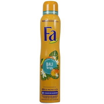 Fa Deodorant Spray 200g Bali Kiss