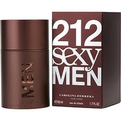 Carolina Herrera 212 Sexy Men After Shave Lotion 100ml