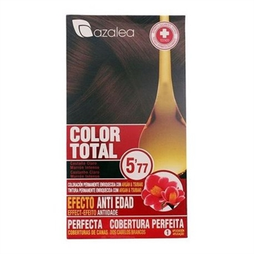 Azalea Color Total 5,77 Light Brown Hair Intense Brown