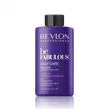 Revlon REV BE FAB DAILY CARE FINE HAIR CONDITIONER 750ML