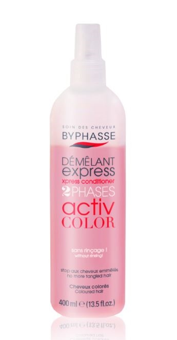 Byphasse Biphasic Conditioner 400ml Dyed Hair