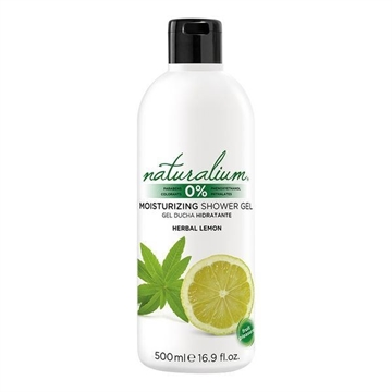 Naturalium Herbal Lemon Shower Gel 500ml