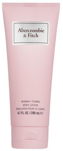 Abercrombie & Fitch First Inst. Women Body Lotion 200ml
