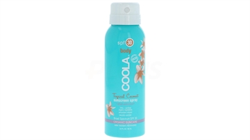 Coola Sport Sunscreen Spray SPF30 88ml Tropical Cocount