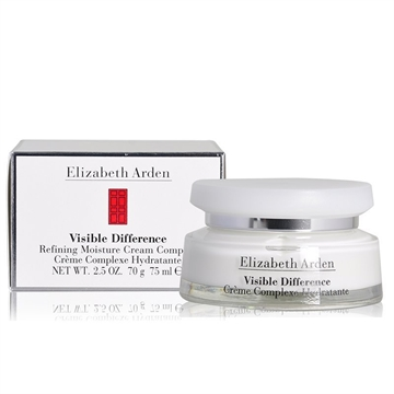 E.Arden Visible Difference Refining Moisture Cream 75ml