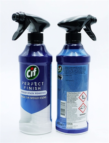 Cif Perfect Finish Spray Mould Stain Remover 435ml
