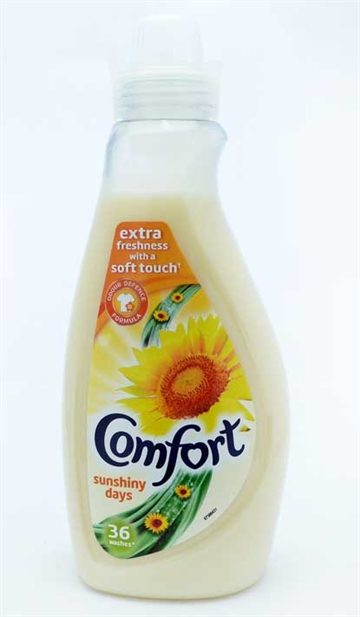 Comfort Fabric Conditioner Sunfresh 1.26L