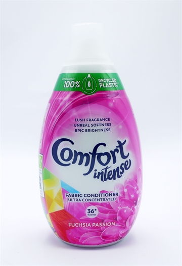 Comfort Intense Fabric Conditioner Passion 36W 540ml