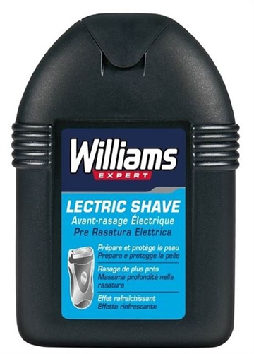 Williams Pre-Shave Lotion 100 ml Electric Shave