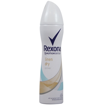 Rexona Deodorant Spray 200 ml Linen Dry