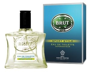Brut Cologne 100ml. Sport Style