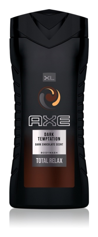 AXE shower gel 2X400 ml Dark Temptation Total Relax