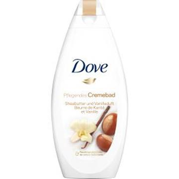 Dove Bath 750ml Sheabutter & Vanilla