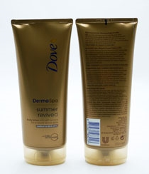 Dove Dermaspa Summer Revive Dark 200ml