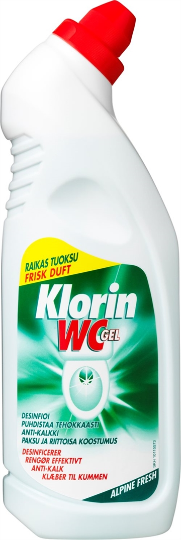 Klor Alpine Fresh WC Gel 0,75 l