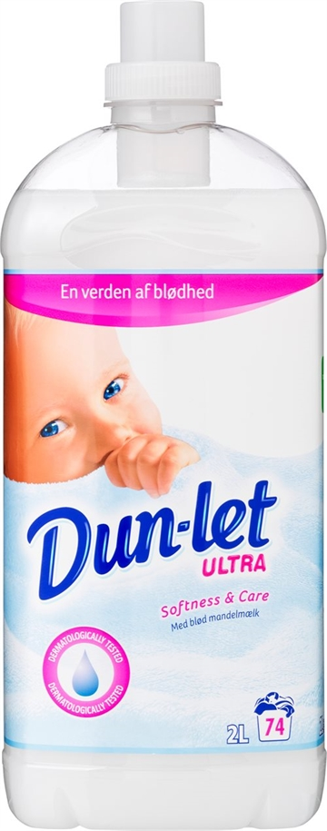 Dun-let Softness & Care 2 l