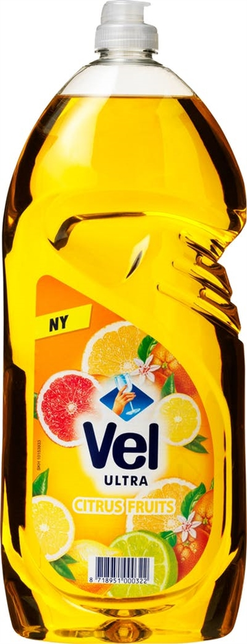Vel Citrusfrukter 0,5 l