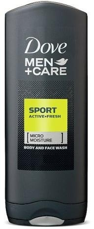 Dove Men+Care 400ml Body Wash Sport Active Fresh