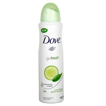 DOVE ANTI-PERSPIRANT DEODORANT CUCUMBER WOMEN 150ML