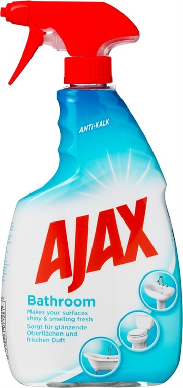 Optimal ajax 7 fullt antikalk 0,75 L