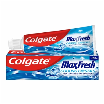 Colgate Toothpaste Max Fresh Blue 75ml