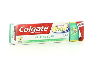 Colgate toothpaste 75 ml Total clean breath