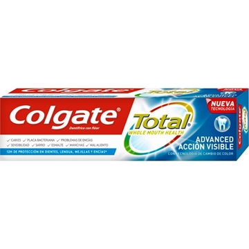 Colgate Toothpaste 75ml Total Advanced Visual Effect